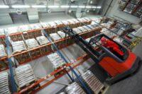 Praca Niemcy od zaraz operator wózka widłowego-bocznego na magazynie wysokiego składowania, Göttingen