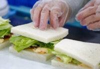 Dla par bez języka Niemcy praca od zaraz na produkcji kanapek w Bremen