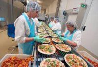 Bez znajomości języka dla par Niemcy praca produkcja pizzy od zaraz Berlin